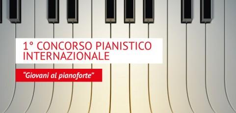 """I Concorso Internazionale """"Giovani al pianoforte"""""""